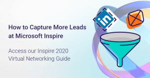 How to Capture More Leads at Microsoft Inspire 2020