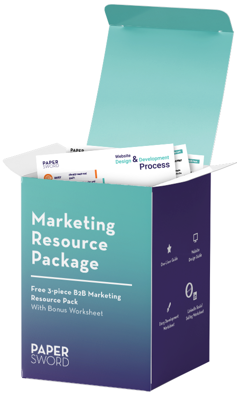 marketing resource package