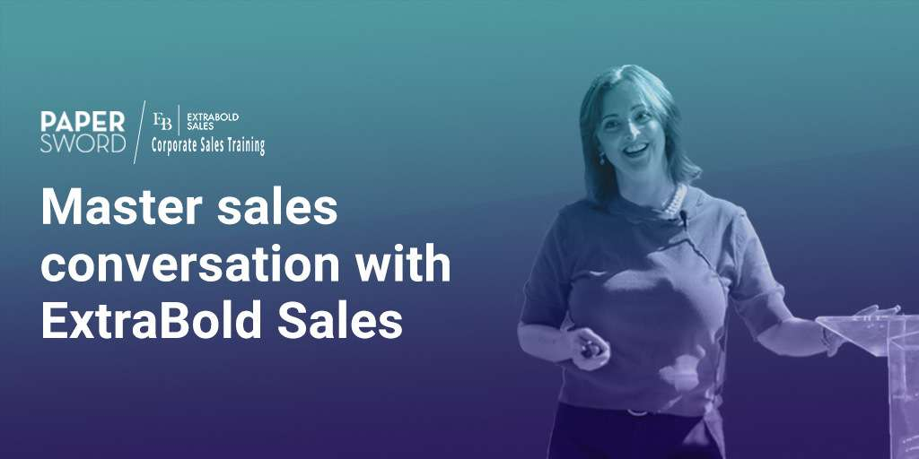 Introducing Our NEW Online Sales training in Partnership with ExtraBold Sales