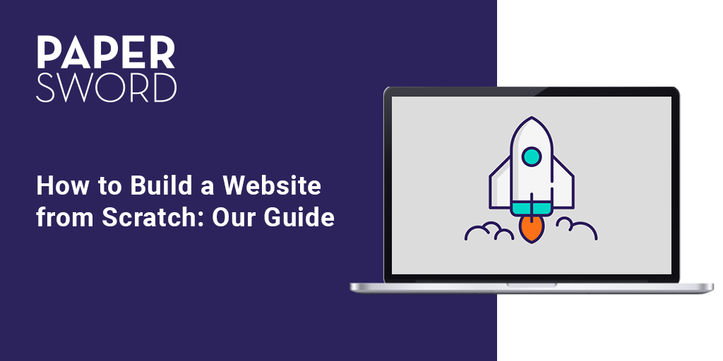Read more about the article How to Build a Website from Scratch