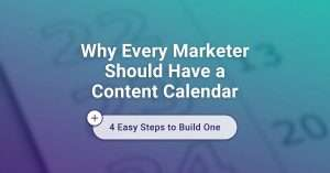 Read more about the article Why Every Marketer Should Have a Content Calendar